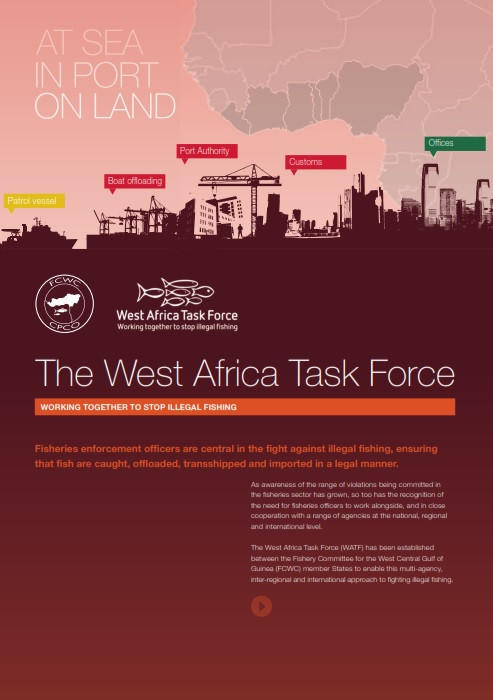 At Sea In Port On Land West Africa Task Force Report