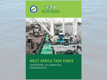 The West Africa Task Force launches new report - COOPERATION. COLLABORATION. COMMUNICATION.