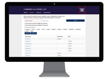 Launch of updated Combined IUU Vessel List to tackle IUU fishing