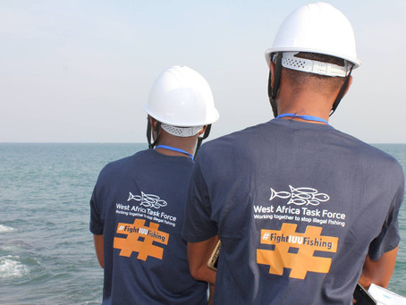 Equipping FCWC Member States for Success in Combating IUU Fishing