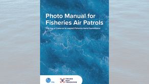 Photo Manual for Fisheries Air Patrols to support Fisheries Aerial Surveillance