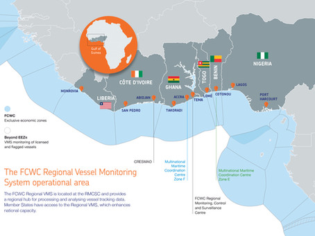 Regional Monitoring Control and Surveillance Centre launches in West Africa