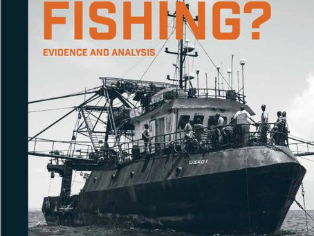 New FISH-i Africa report: Illegal Fishing? Evidence and Analysis