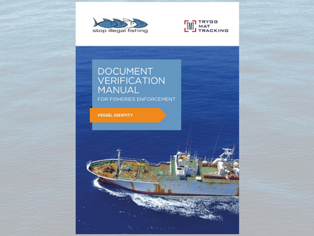 'Document Verification Manual: Vessel Identity'