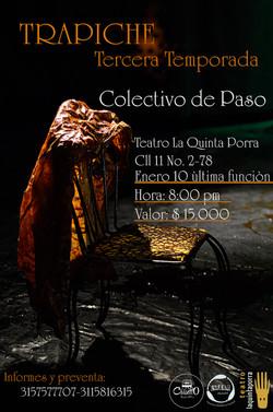 """""""Trapiche"""" Colectivo de paso (2015)"""