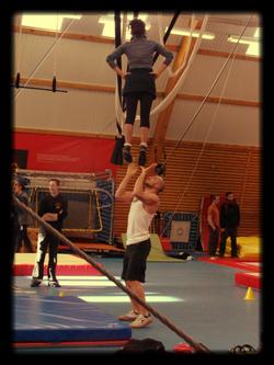 Arc en cirque