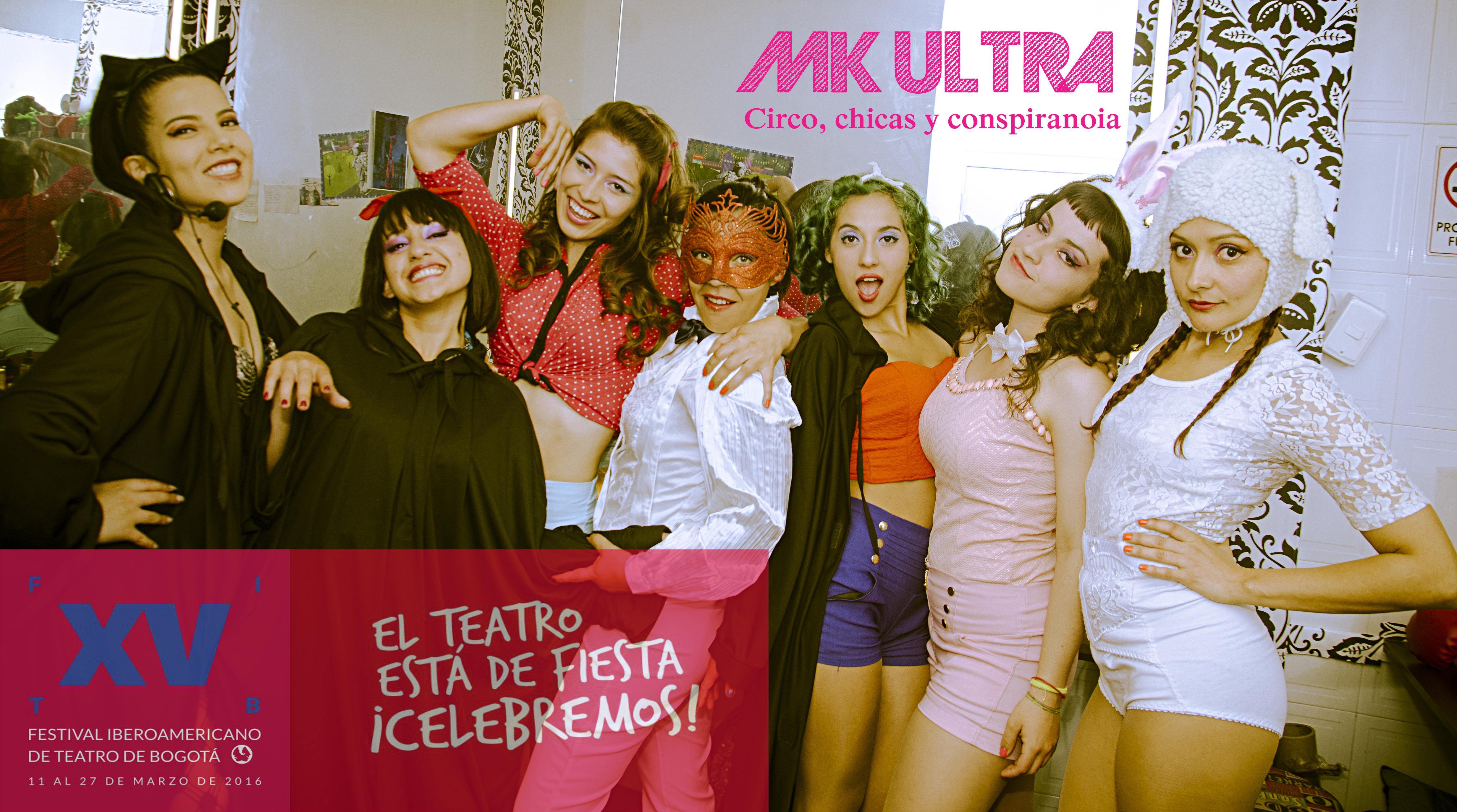 Mk Ultra (2015)