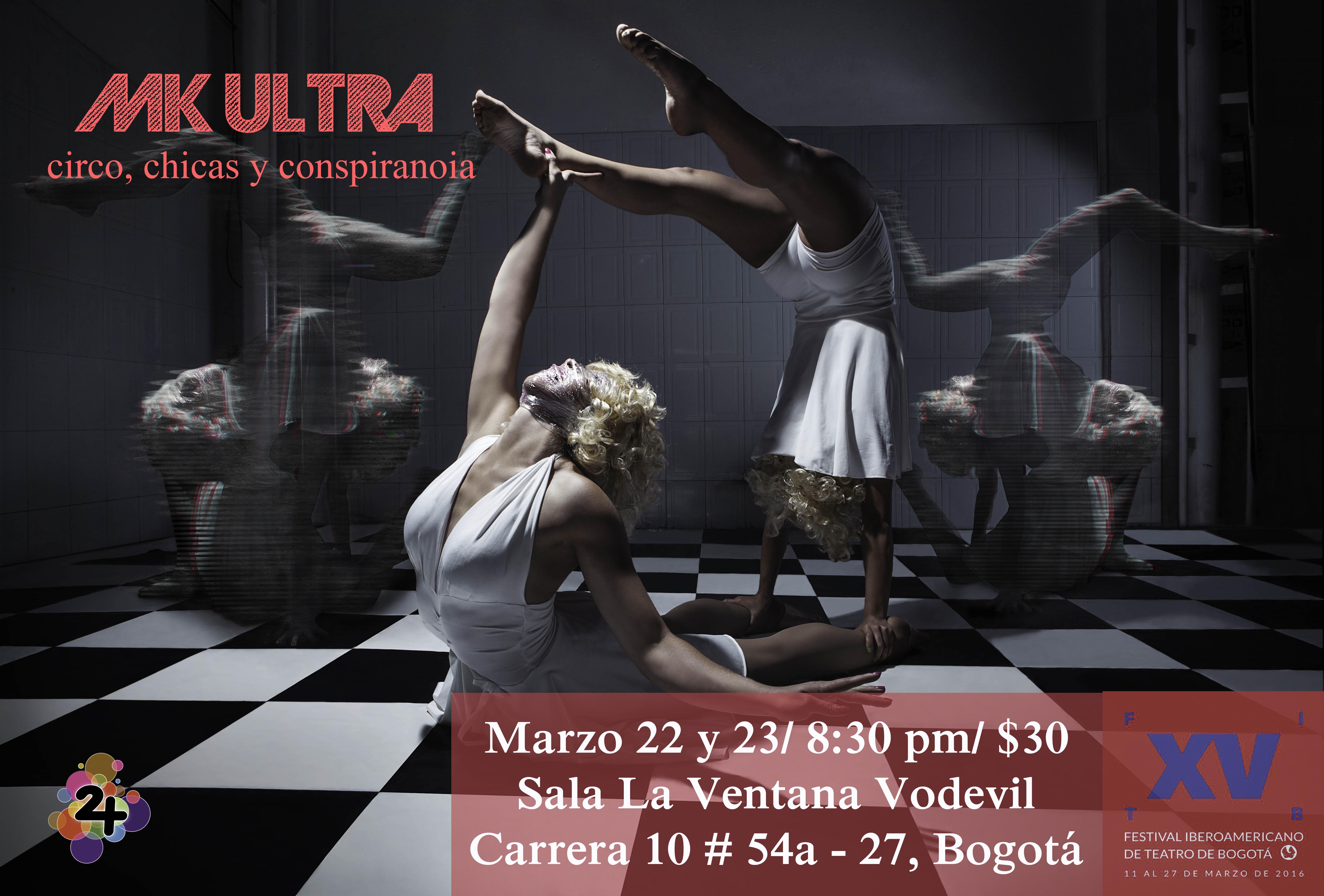 """""""Mk ultra"""" (2016). XV FITB"""
