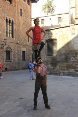 Pieza Sol y sombras (2012)