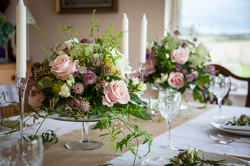 Table Centrepieces.