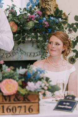Bright, beautiful wedding flowers.
