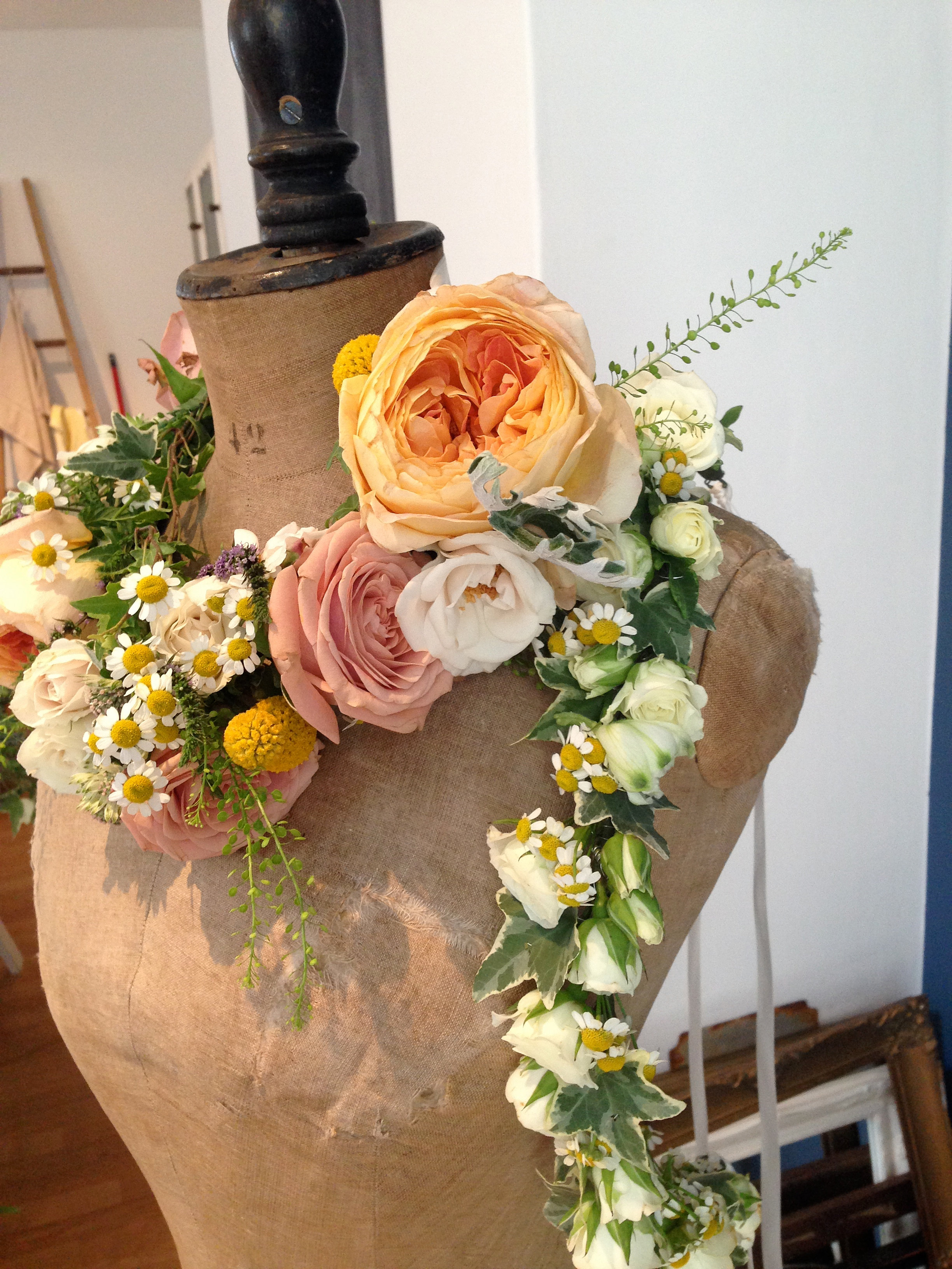 Bramble Thyme Flowers Wedding Florist In Stirling Vintage