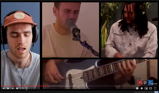 Yussef Dayes and Tom Misch + John Mayer Tiny Desk Concert!
