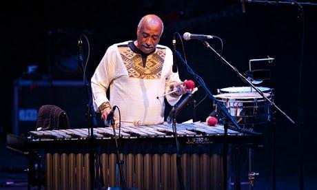 Mulatu Astatke at the Barbican