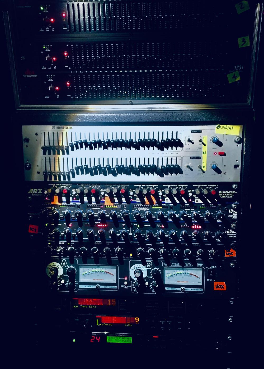 Outboard at Locomotiv, Bologna