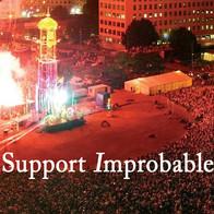 """Improbable productions - """"Sticky"""" at London Eye, Ju"""
