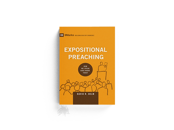 Expositional Preaching