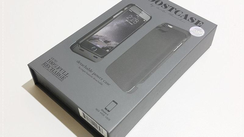 BOOSTCASE for iPhone 6 Plus/6s Plus – (2700mAh)