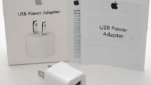 USB-Based Power Adapter