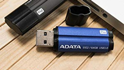 ADATA S102 Pro USB 3.0 Ultra Fast Read Speed up to 90 MB/s Flash Drive