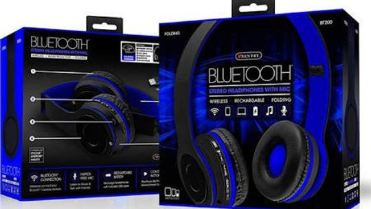 Wireless Bluetooth Stereo Headphone with Mic