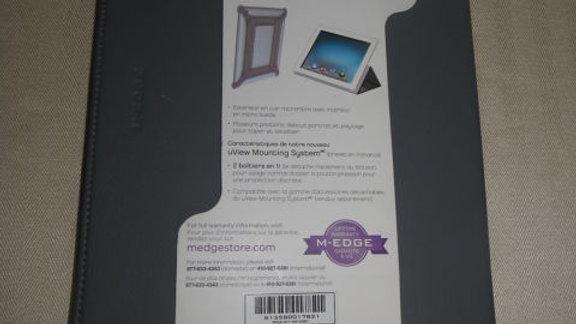 M-Edge Incline Jacket I Pad 2,3 NIB iPad 2