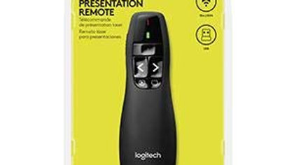 Logitech Wireless Presenter with Laser Pointer