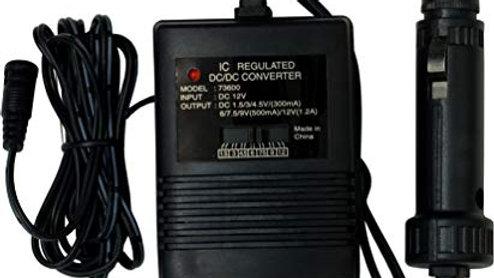 GE 73600 Universal DC Battery Eliminator