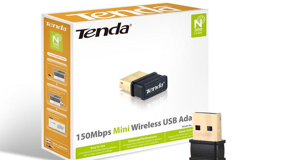 Tenda 150Mbps Wireless PICO USB Adapter