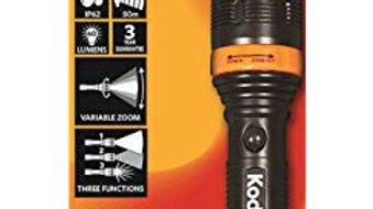 Kodak LED Focus 120 Flashlight 1000mW Torch