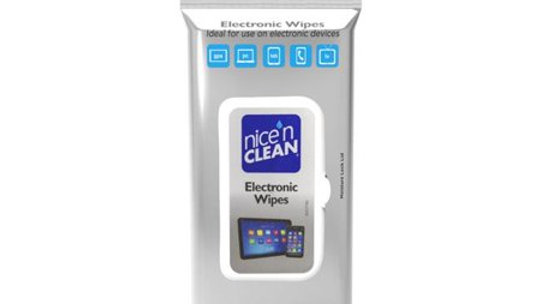 Nice 'n Clean Electronic Wipes