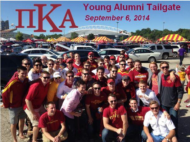 Young Alumni Tailgate 2014.JPG