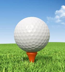 Golf Tourney Ticket