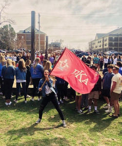 let your Pike flag fly!