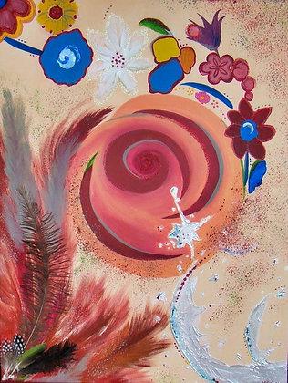 Nature's Swirl