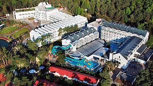 Hotel Sandra SPA in Pogorzelica