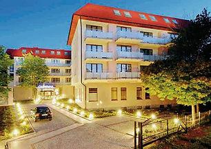 Hotel Olymp II in Kolberg poln.Ostsee