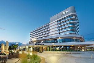 Hotel Hilton in Swinemünde