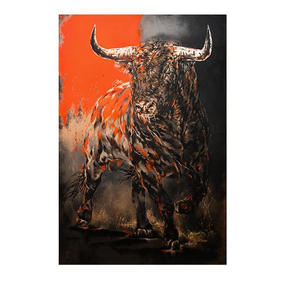 Bâche Toro Fuego
