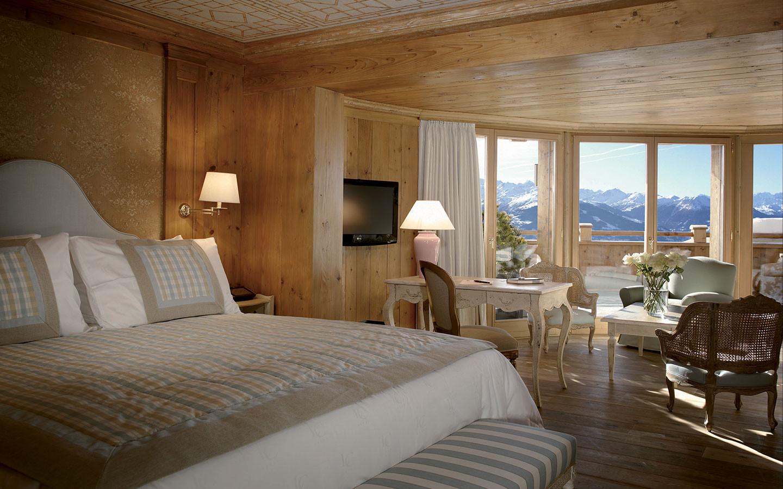LeCrans Hôtel & Spa