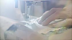 Sewing Maching Hand CU0
