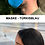 Maske, personalisiert, Behelfsmaske, Leomaske, Maske Blumen, Mundschutz, Stoffmaske, Maskenpflicht