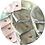 Maske, Herz Maske, personalisiert, Maskenpflicht, Mundschutz, Behelfsmaske