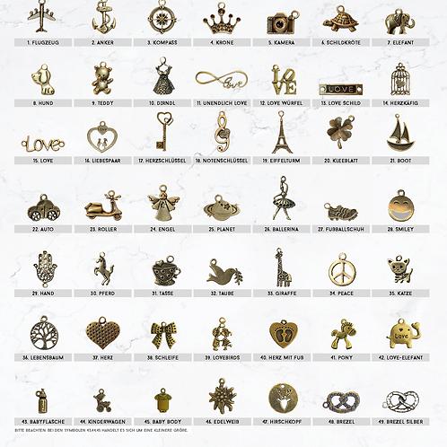 Symbol / Namensband / Sticker