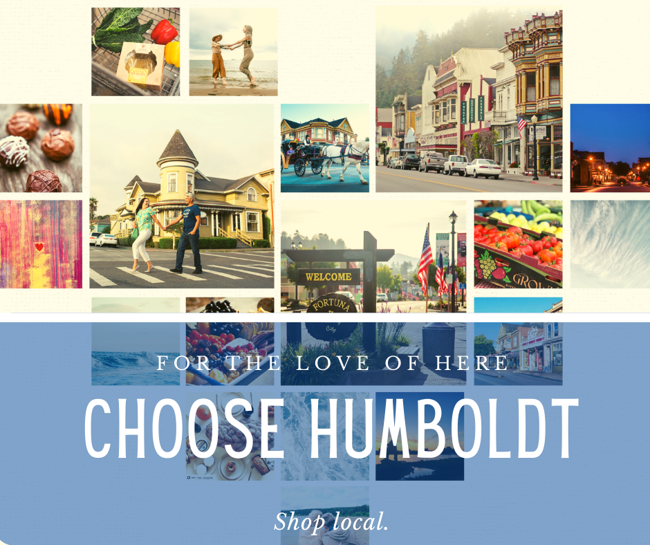 Choose Humboldt #ShopFortuna