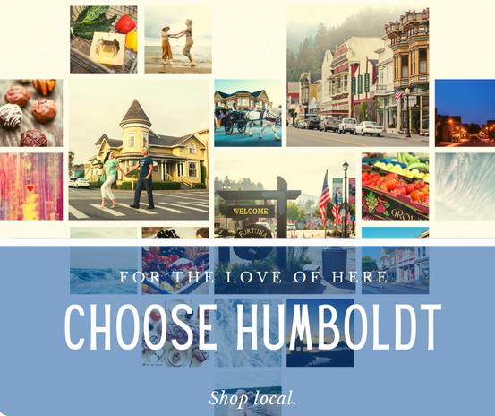 Choose Humboldt #ShopFortuna