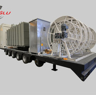 mobil trafo lowbed