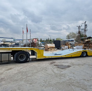truck transporter semi trailer