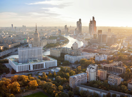 Best city trip - is it safe to travel to Moscow?