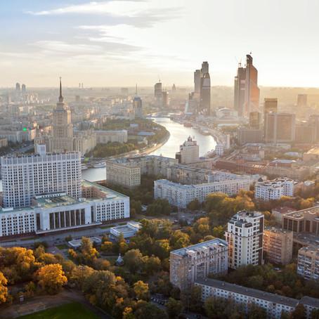 Glasnostiger Gruss aus Moskau